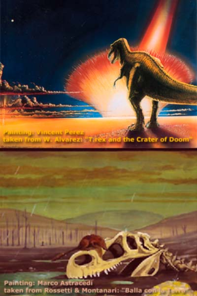 T.rex and the Crater of Doom